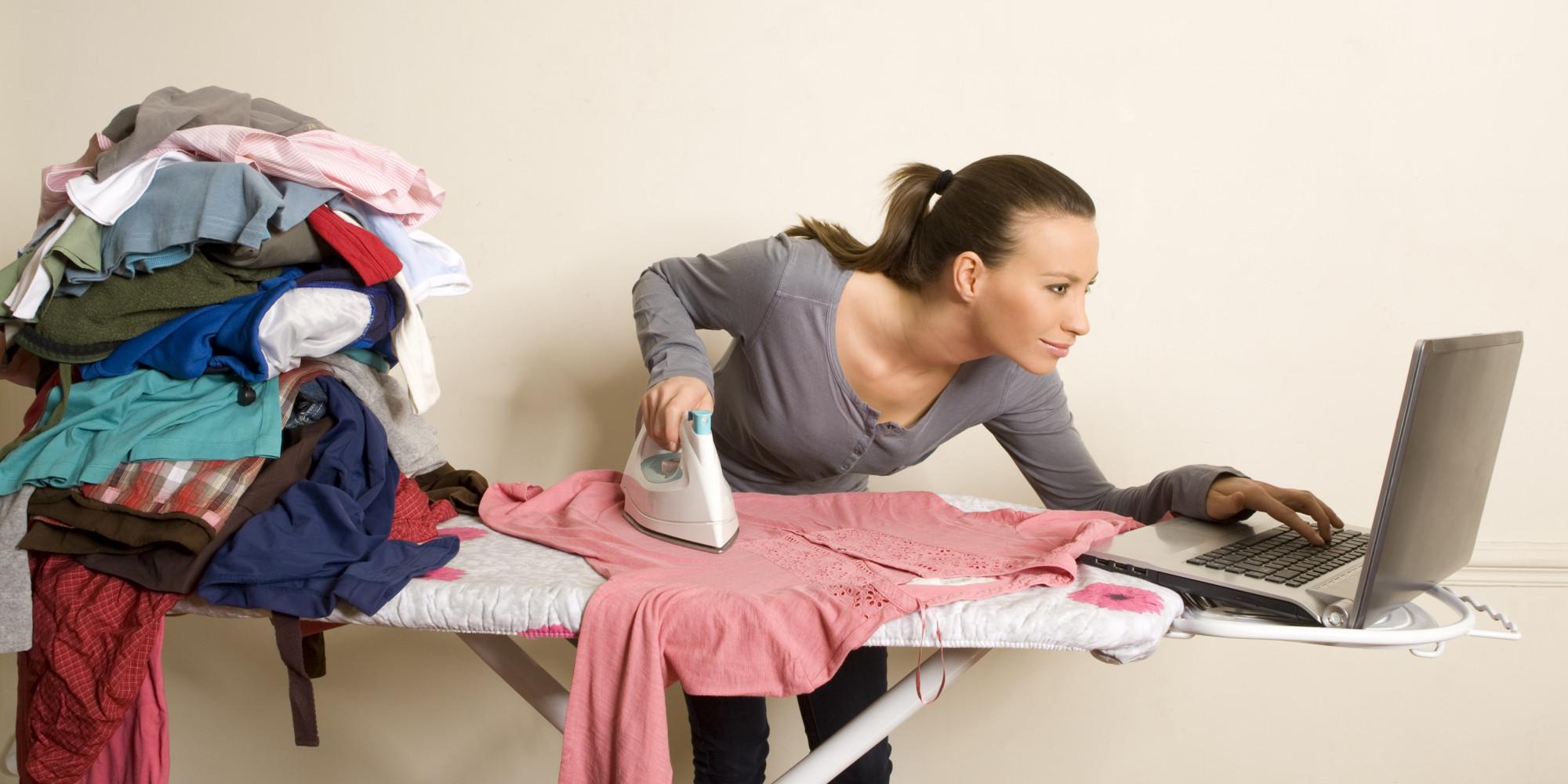 Как сделать все домашние дела